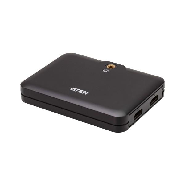 ATEN UC3021 CAMLIVE+, HDMI auf USB-C UVC Videoerfassung mit PD 3.0 Power Pass-Through
