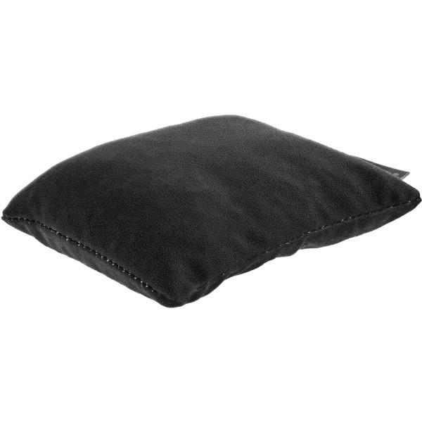 InLine® 2-in-1 Handgelenk-Ablage & Mikrofaser-Reinigungskissen, Recycled, schwarz