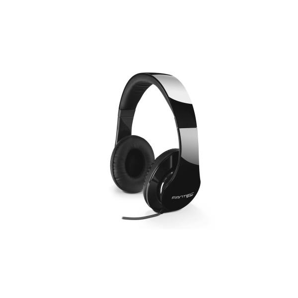 FANTEC SHP-250AJ-BB, Kopfhörer, stereo, 3,5mm-Klinke, schwarz